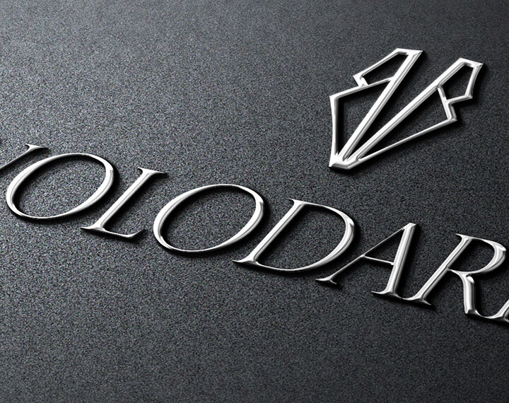 VOLODARKA — <br> factory for sewing<br> of men's clothes